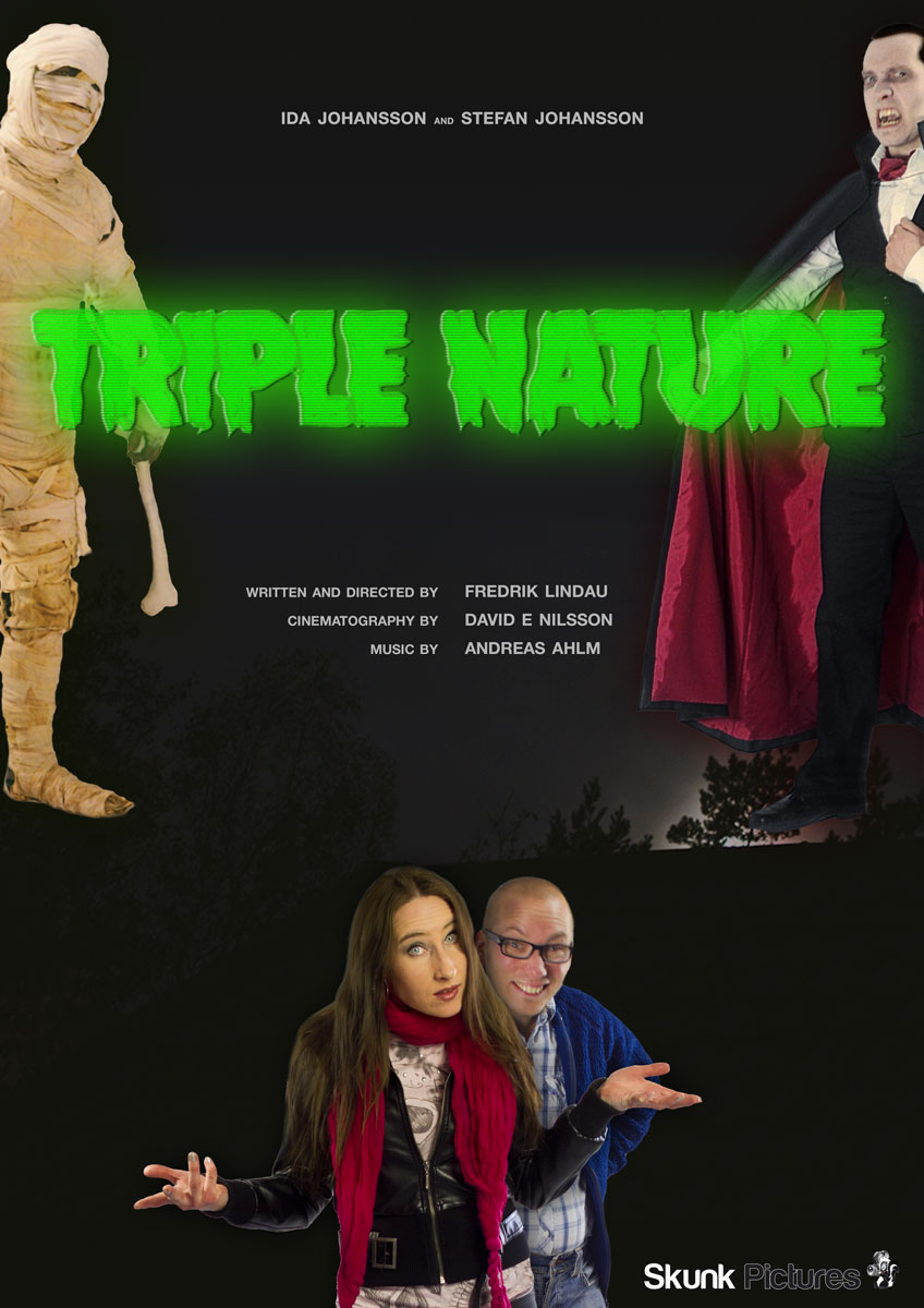 Poster for Triple Nature