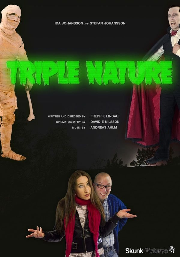 Triple Nature (2014) - Poster